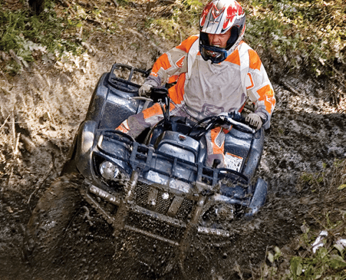 SUPERWINCH ATV Seilwinden