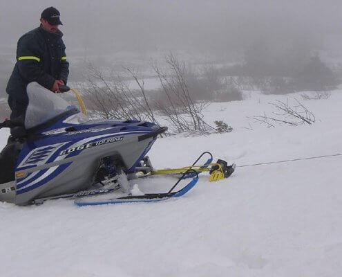 Superwinch ATV und Schneemobil Seilwinden