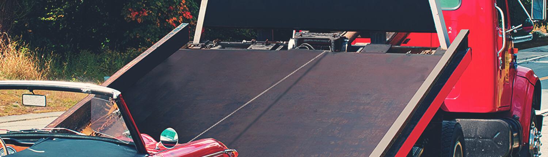 SUPERWINCH Seilwinden für Abschleppfahrzeuge